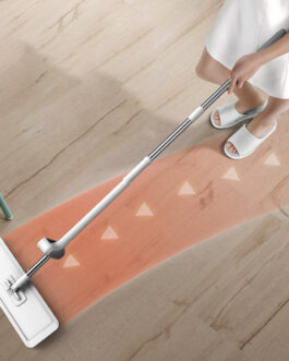 Best Home Cleaning Magic Floor Free Hand Mop With Microfibre Replaceable Pad Super Fast Cleaning And Strong Dust And Dirt Absorption